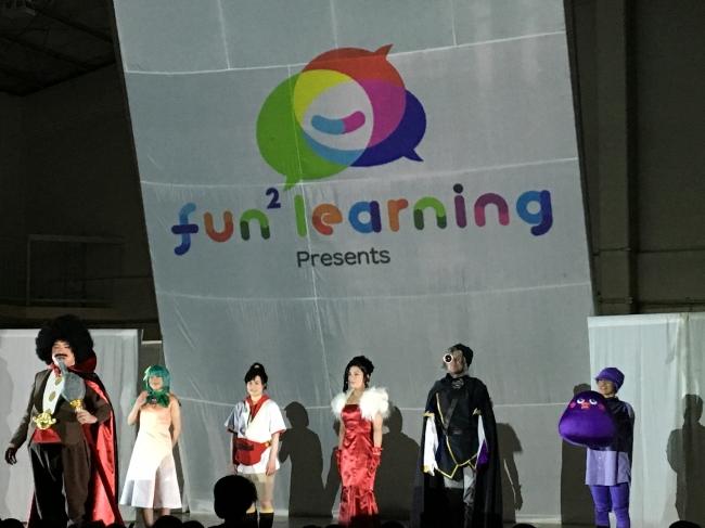 登場キャラクターたち。左から、ボー(劇場の支配人)、レイ(ヒロイン)、カイ(主人公)、ミア(主人公カイの母)、カルマ(レイを追う謎の男)、クオ(レイのペット?)。